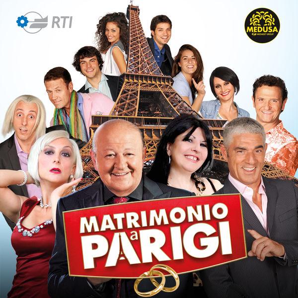 Album Matrimonio a Parigi (Colonna sonora originale del film
