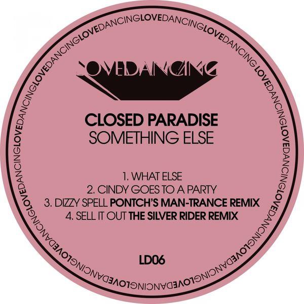 Closed Paradise - Something Else