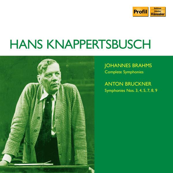 Staatskapelle Dresden - Brahms & Bruckner: The Symphonies