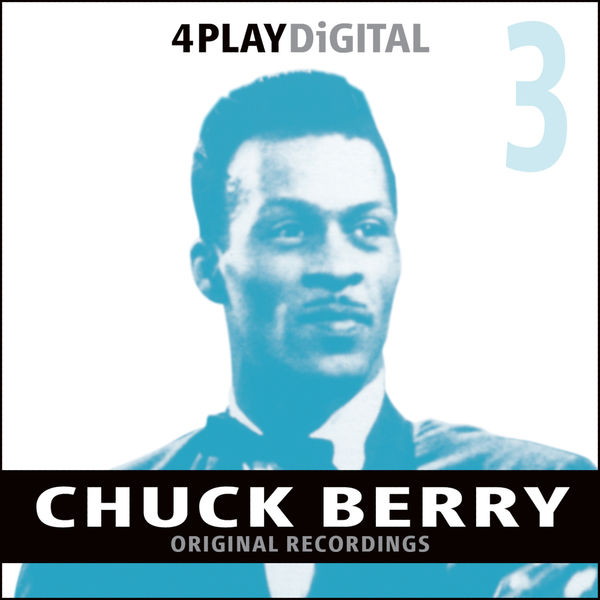 Chuck Berry - School Day (Ring! Ring! Goes The Bell) - 4 Track EP