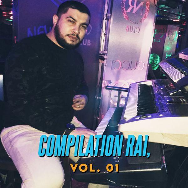 Yacine Tigre - Compilation Rai, Vol. 01 (Djonas Production)