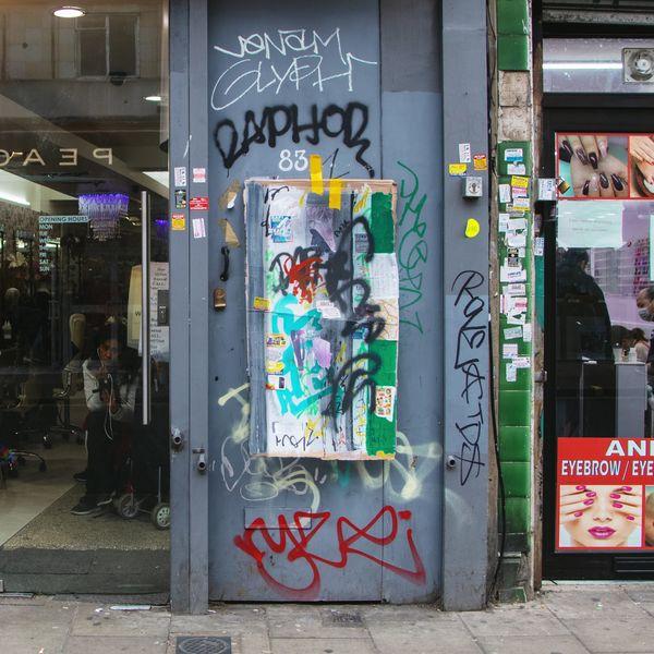 Royce Wood Junior - Graffiti