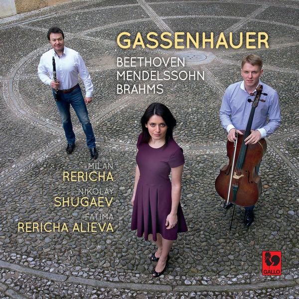 Milan Rericha Gassenhauer: Brahms - Beethoven - Mendelssohn
