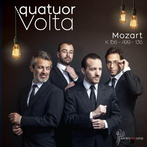Quatuor Volta - Quatuor Volta: Mozart