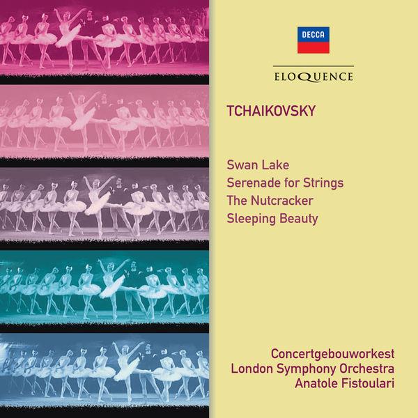Anatole Fistoulari - Tchaikovsky : Ballet Suites - Serenade