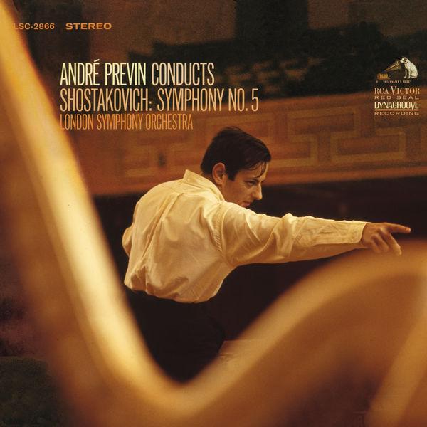 André Previn - Shostakovich: Symphony No. 5 in D Minor, Op. 47