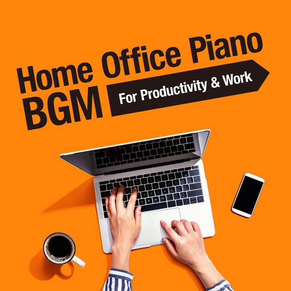 Eximo Blue - Home Office Piano - For Productivity and Work