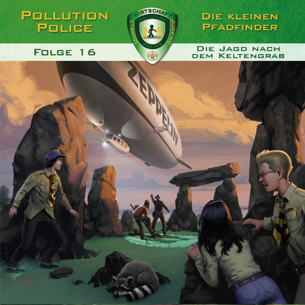 Pollution Police - Folge 16: Die Jagd nach dem Keltengrab