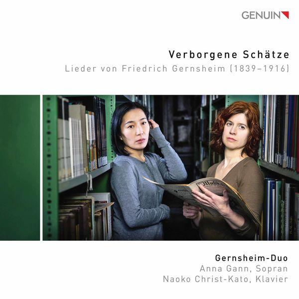 Gernsheim-Duo - Verborgene Schätze: Lieder von Friedrich Gernsheim
