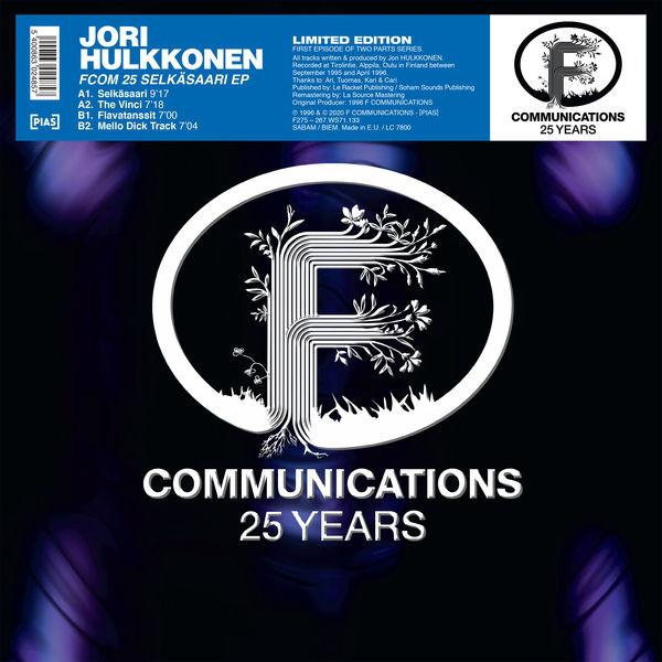 Jori Hulkkonen - Fcom 25 Selkäsaari EP