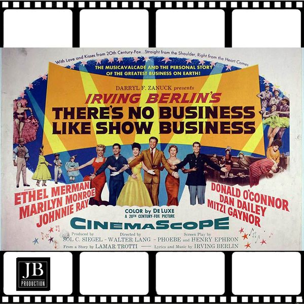 """Marilyn Monroe - Lazy (From """"There's No Business Like Show Business"""" Original Soundtrack)"""