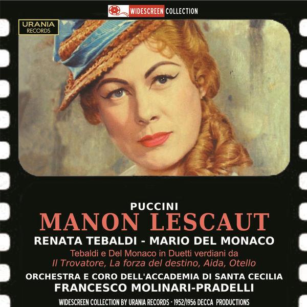 Coro dell'Accademia Nazionale Di Santa Cecilia - Puccini: Manon Lescaut (Recorded 1952-1956)