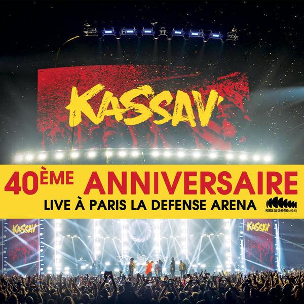 Kassav' - 40ème anniversaire - Le concert