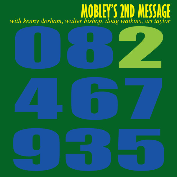 Hank Mobley - Mobley's 2nd Message