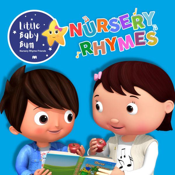 Little Baby Bum Nursery Rhyme Friends - Playground Sharing Song