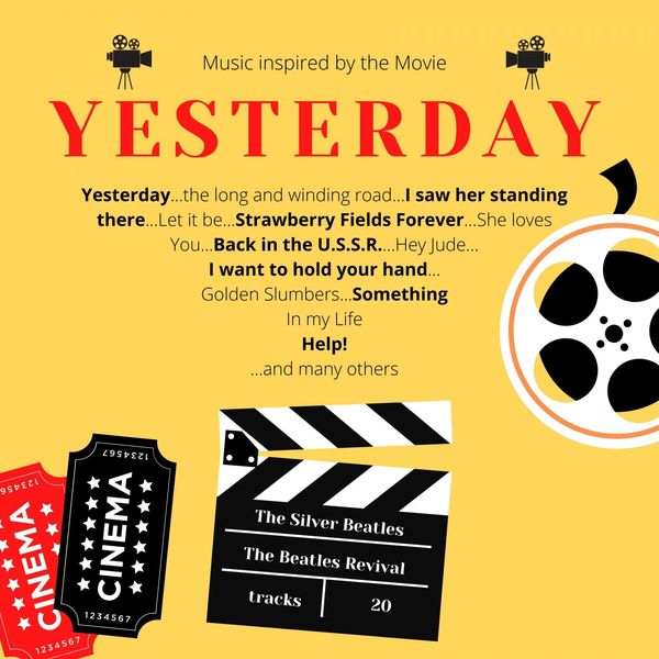 Various Artists - Yesterday (Music Inspired by the Movie)