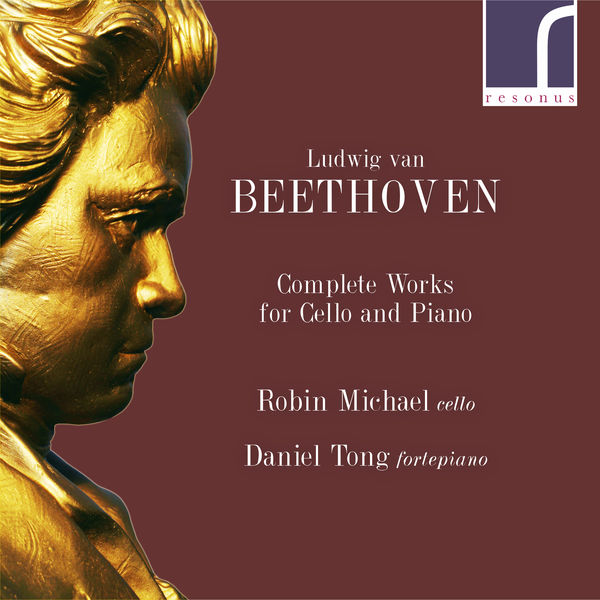 Daniel Tong - Beethoven: Complete Works for Cello and Piano