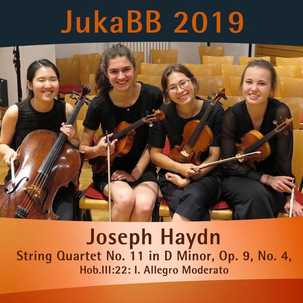 Various Artists - String Quartet No. 11 in D Minor, Op. 9, No. 4, Hob.III:22: I. Allegro Moderato