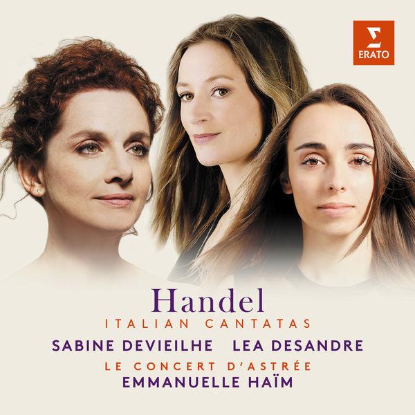 Emmanuelle Haïm - Handel : Italian Cantatas