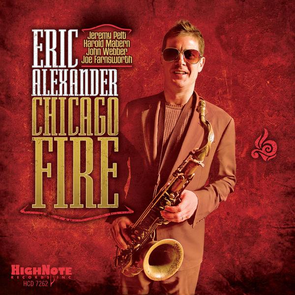 Eric Alexander - Chicago Fire