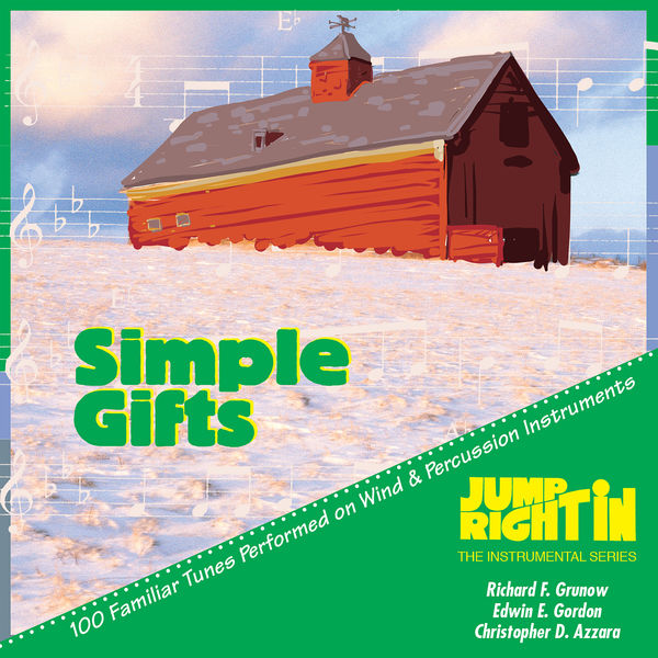 Christopher D. Azzara - Simple Gifts