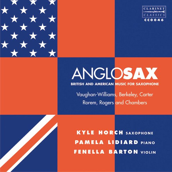 Kyle Horch - Anglosax
