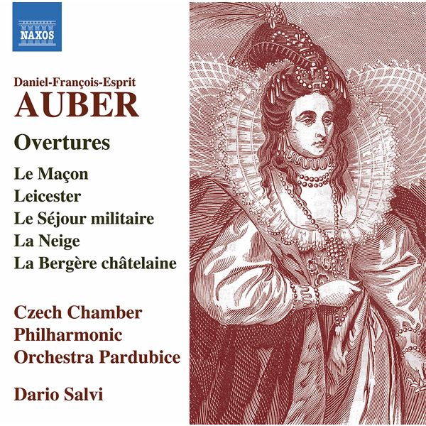 Czech Chamber Philharmonic Orchestra Pardubice - Auber: Overtures & Other Works