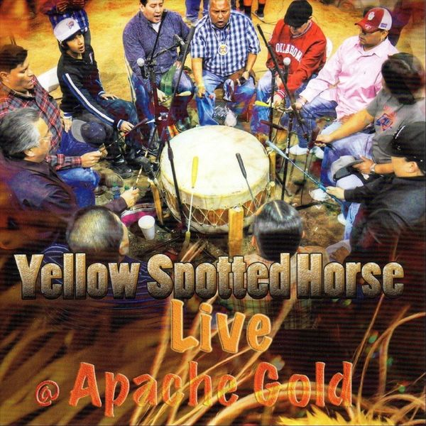 Yellow Spotted Horse - Live @ Apache Gold