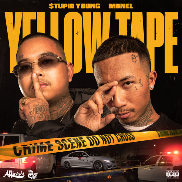 $tupid Young - Yellow Tape 2