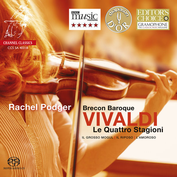Rachel Podger - Vivaldi : Le Quattro Stagioni (The Four Seasons)
