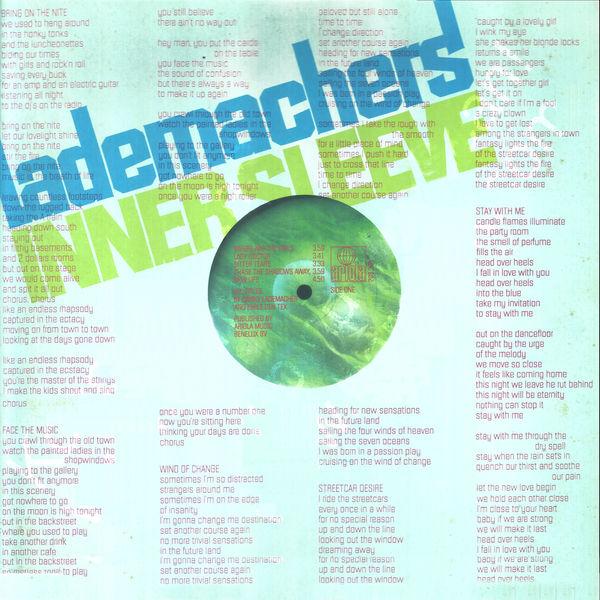 Dany Lademacher's Innersleeve - Lademacher's Innersleeve