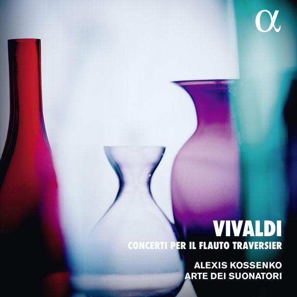 Alexis Kossenko - Vivaldi: Concerti per il flauto traversier (Alpha Collection)