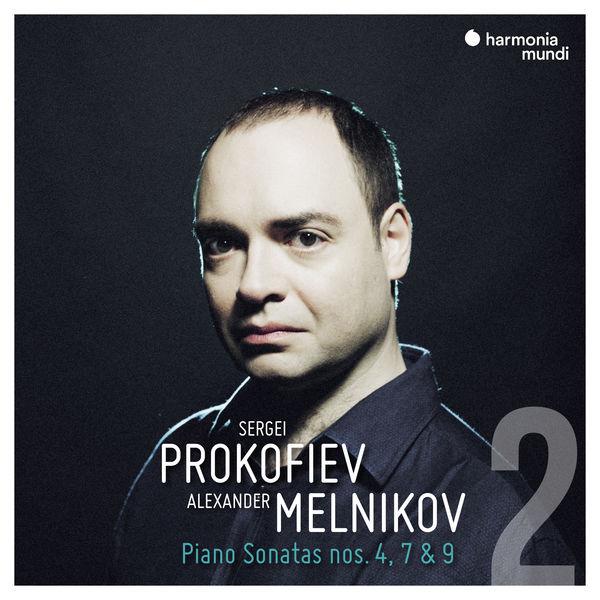 Alexander Melnikov - Prokofiev : Piano Sonatas, Vol. 2 (Nos 4, 7, 9)