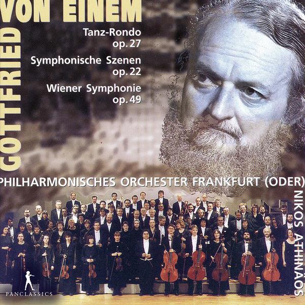 Philharmonisches Orchester Frankfurt - Einem: Orchestral Works