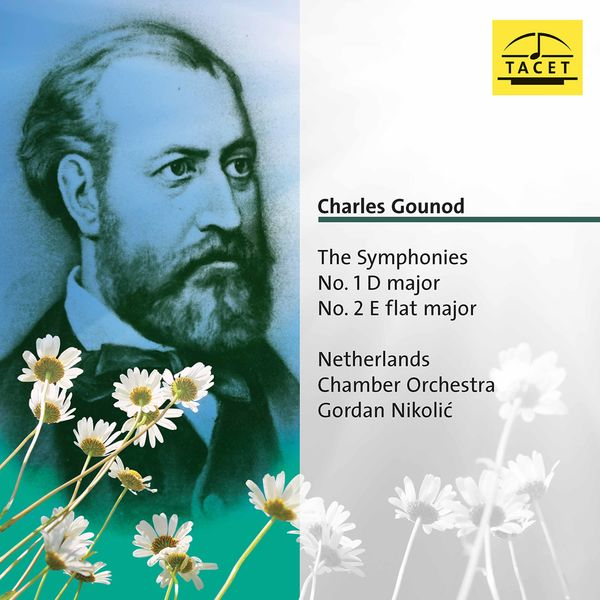 Netherlands Chamber Orchestra - Gounod: Symphonies Nos. 1 & 2 (Live)