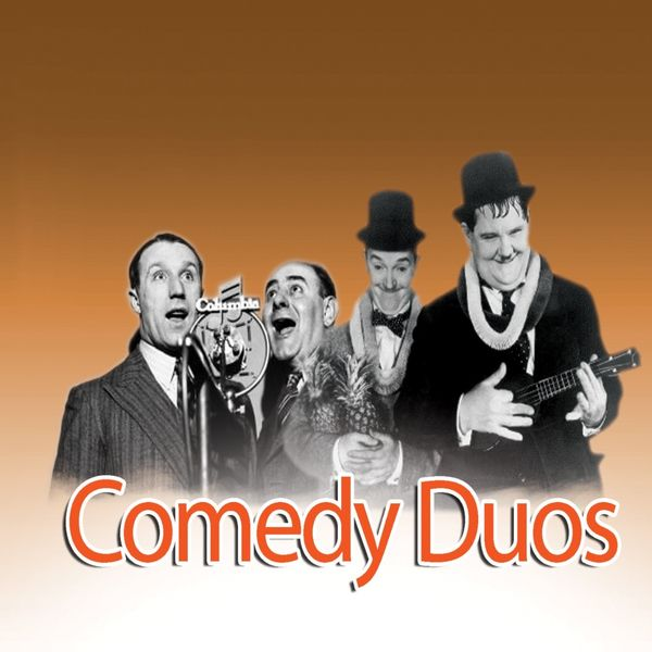 Laurel & Hardy - Comedy Duos Double