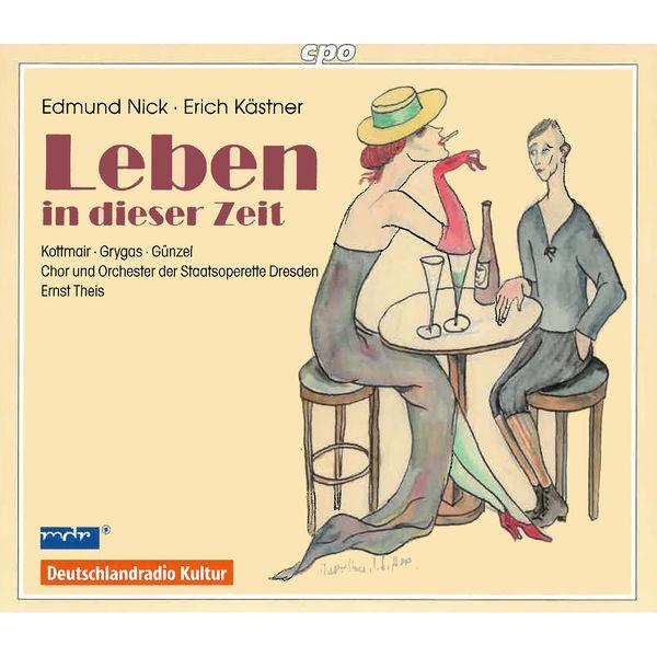 Orchester der Staatsoperette Dresden Leben in dieser Zeit