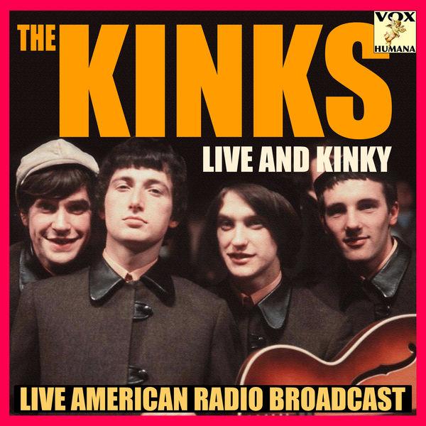 The Kinks Live and Kinky (Live)