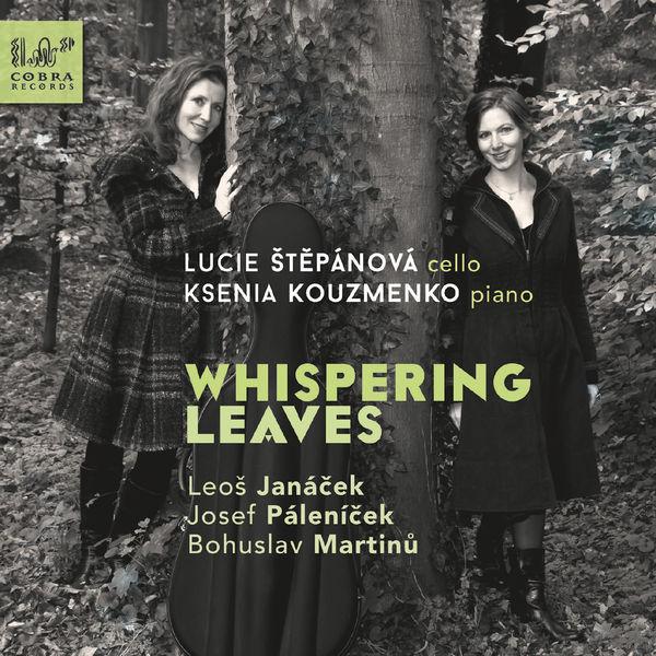 Ksenia Kouzmenko - Whispering Leaves