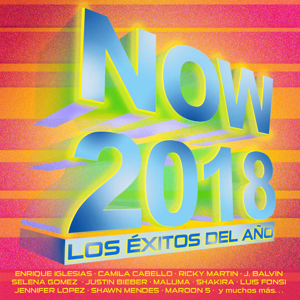 Various Artists - Now 2018