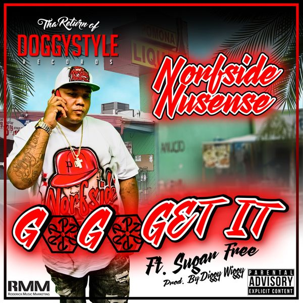 Go Go Get It (feat  Suga Free) - Single   Norfside Nusense