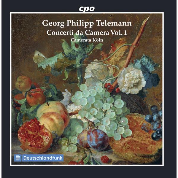 Camerata Köln|Telemann: Concerti da camera, Vol. 1