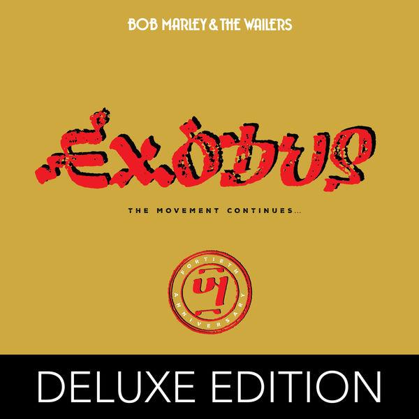 Bob Marley & The Wailers - Exodus 40