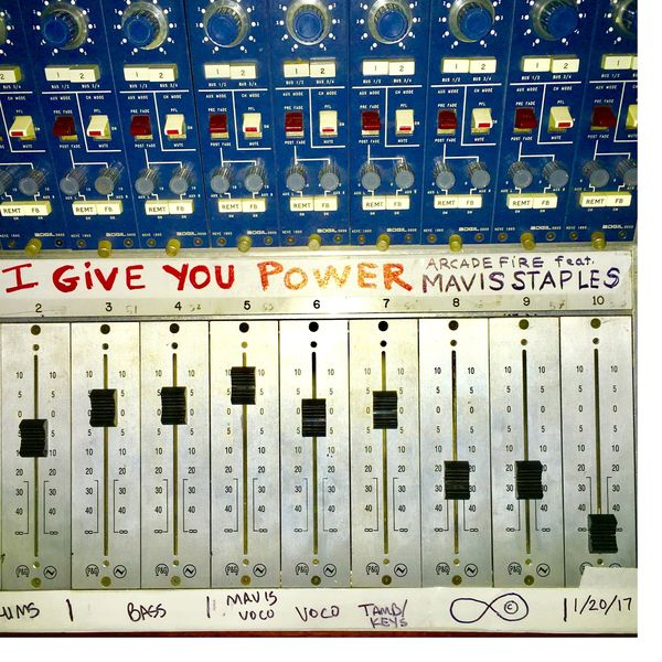 Arcade Fire|I Give You Power