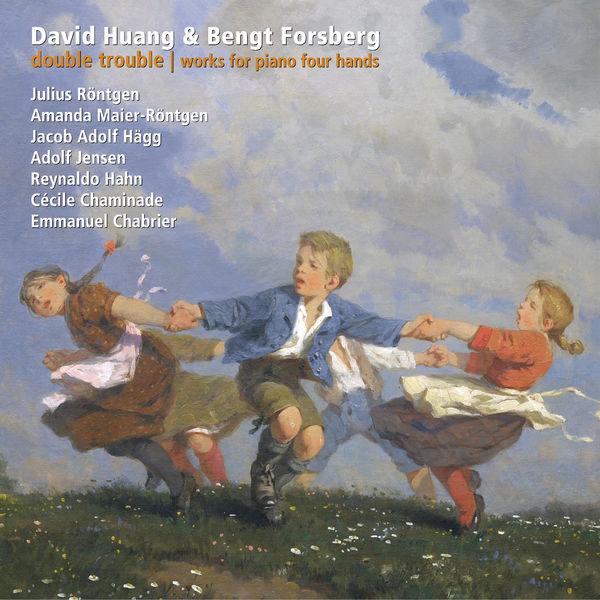 Bengt Forsberg - Röntgen, Maier, Hägg & Others: Piano Works