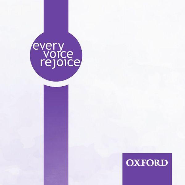 Oxford University Press Music - Every Voice Rejoice
