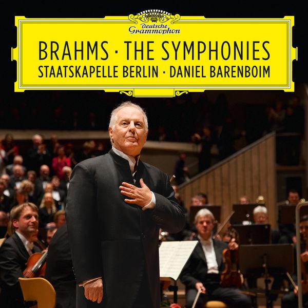 Staatskapelle Berlin - Brahms: Symphonies