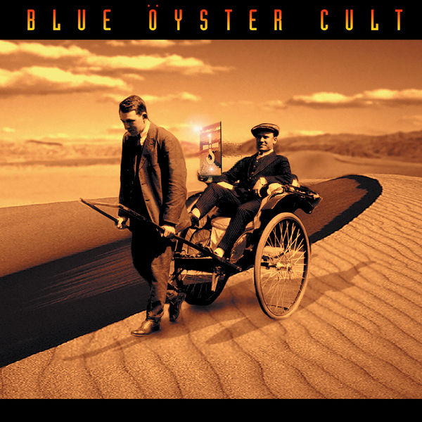 Blue Öyster Cult - Curse of the Hidden Mirror