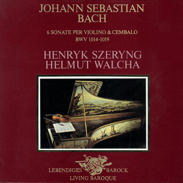 Henryk Szeryng - Bach, J.S.: Violin Sonatas Nos. 1-6