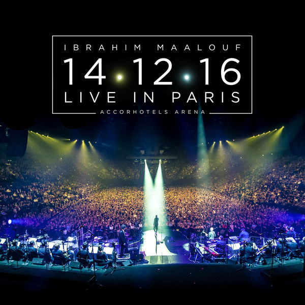 Ibrahim Maalouf - 14.12.16 - Live In Paris